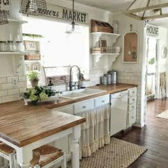 Cabin Kitchen Decor Quartz Countertops Cost Pin By Sue Gray On Kitchens Pinterest Wire Basket Future Farmhouse Kitchensfarmhouse Style Kitchencabin