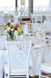 White Tiffany Chairs Wedding Gallery   Hire Ideas ...