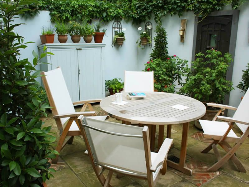 Small Courtyard Landscaping Small Courtyard Garden Caro Garden