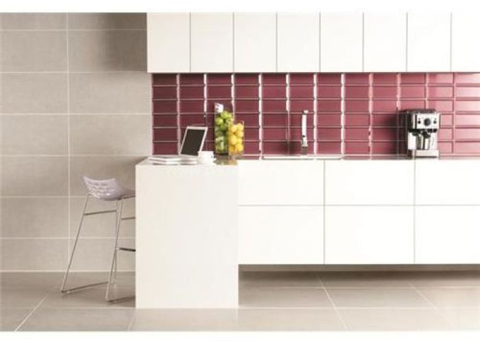 Original style ulysses clear glass tile also simple and elegant colour