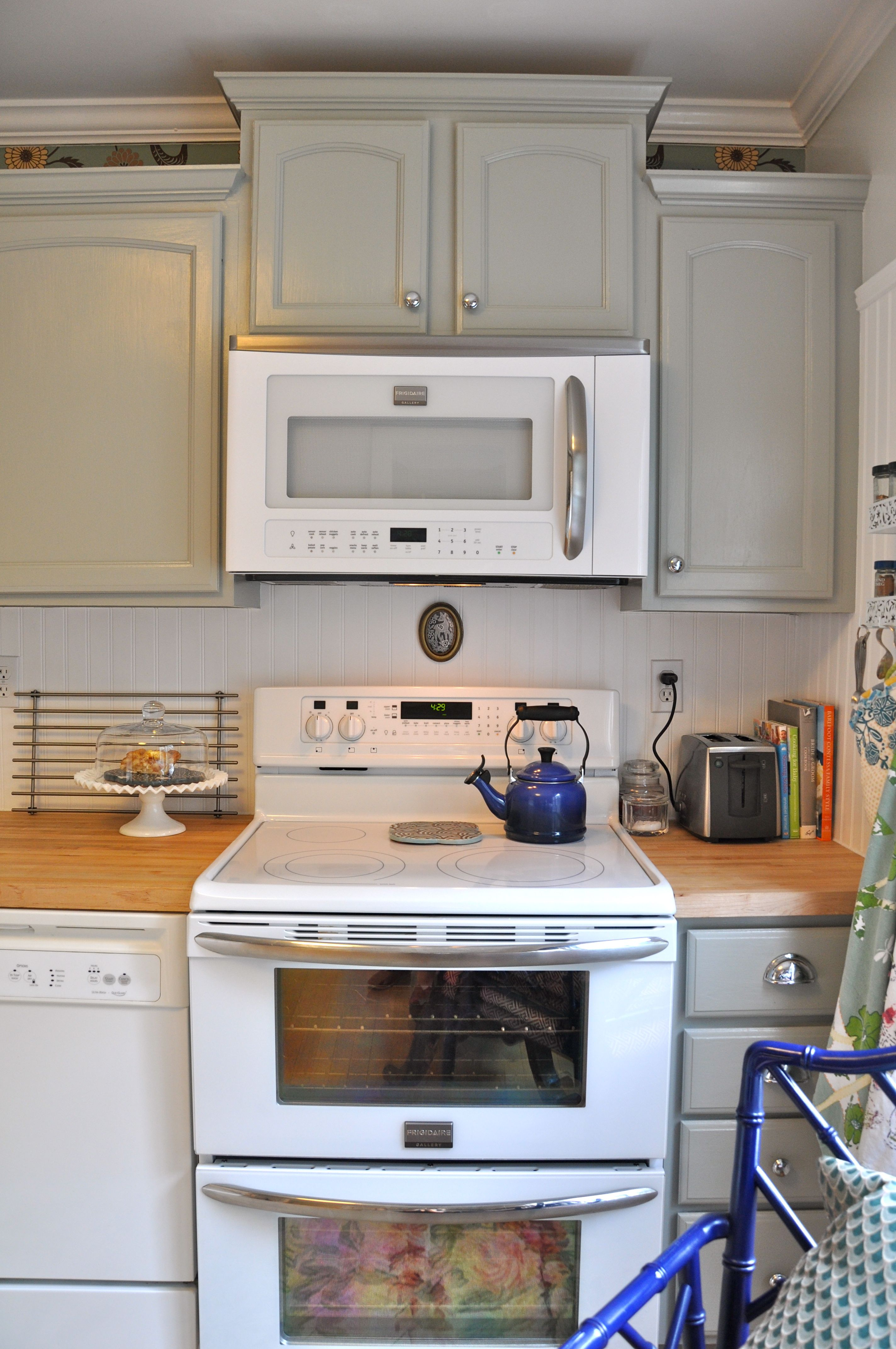 Brainstorming On Raising Cabinet Above Stove What To Do