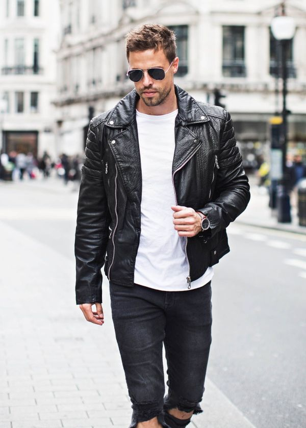 Men Casual Street-Style