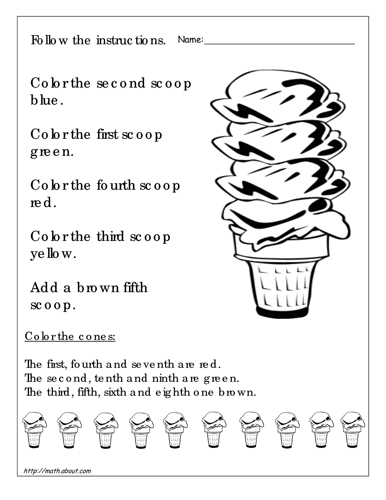 Ogy Worksheet For 3rd Grade