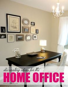 Tons of great ideas for decorating your home office on  budget also rh sk pinterest