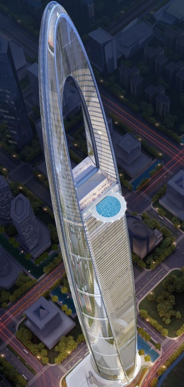 China Arquitectura Urbanismo - 9 Skyscrapercity Skyscrapers
