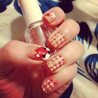 Fox Nails | Hair n Makeup | Pinterest