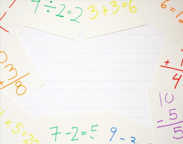powerpoint math templates