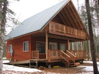24x24 Cabin Plans With Loft | Cabin stuff | Pinterest ...