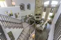 Gehan Homes Stairway - Carpet Staircase, Open Staircase ...