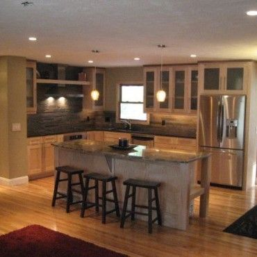 Raised Ranch Style For Kitchen Remodel