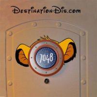 Simba Ears Disney Cruise Door Decoration~ We always ...