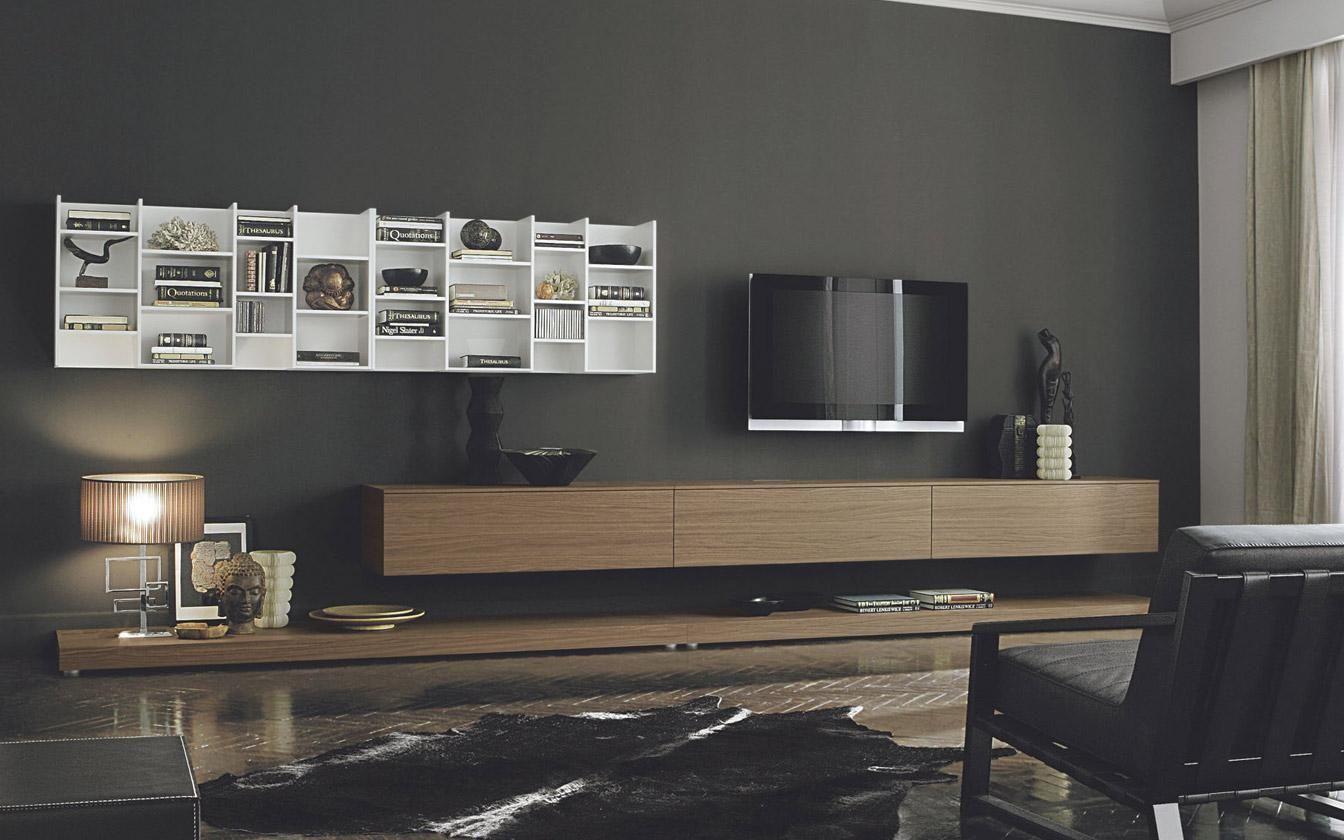 San Giacomo Tv Wand Wohnzimmer Tv Schrank