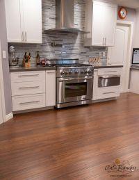Kitchen flooring idea: Antique Java bamboo flooring by ...