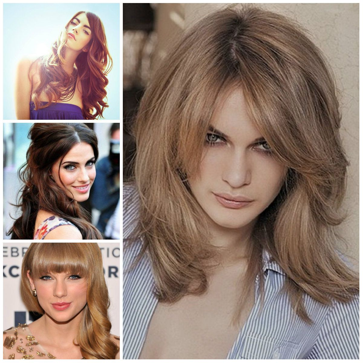 Best Layered Hairstyles For 2017 Now That's Hairy! Pinterest
