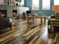 Brazilian Pecan Hand-Scraped Wood Floor | Dream Home ...