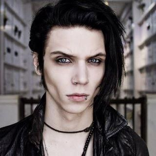Andy Biersack Cut His Hair!! Beautiful People Pinterest Andy