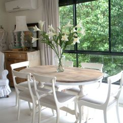White Dining Room Table And Chairs Hammock Chair Stand Australia Paint Me Makeover Ideas Diy