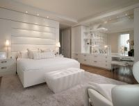 Luxury All White Bedroom Decorating Ideas Amazing ...