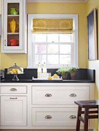 Small-Kitchen Ideas: Traditional Kitchen Designs | Mustard ...