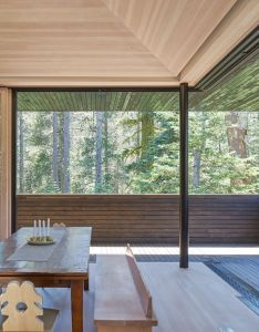 Troll hus casper mork ulnes  californian home is timber inside and out also rh pinterest