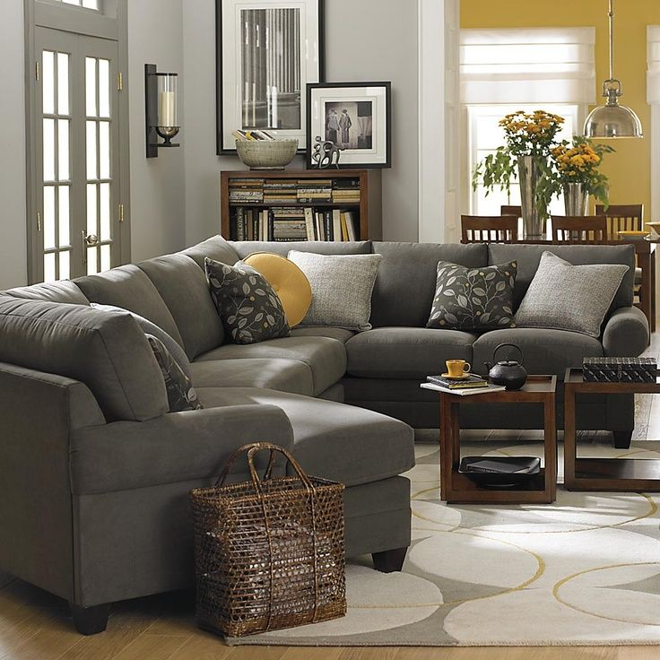Small U Shaped Sectional