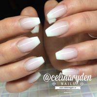 French ombre / french fade / babyboomers / nails | French ...