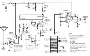 How I built a shortwave Armstrong FET regenerative receiver | HAM Radio | Pinterest | Radios