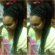 hairstyles ghana weaving fade