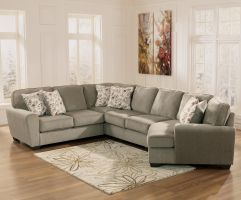 Patola Park   Patina 4 Piece Small Sectional with Right ...