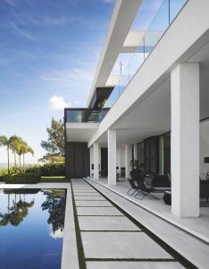 Cool kids never die nice housesmodern also da house on behance interior exterior designe pinterest rh