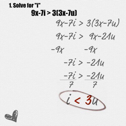 I love you math science formula equation heart I I