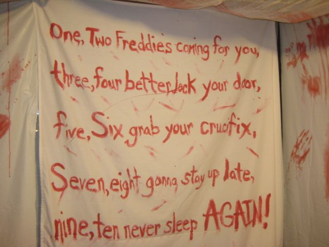 Haunted House Room Ideas Pinteres