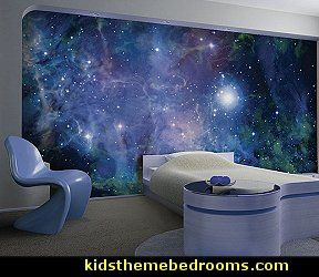 20+ kid's space themed bedroom design ideas | robot bedroom, outer