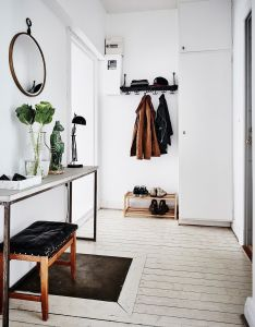 Whether your entryway is large small or non existant you  ll want to include these seven items when decorating space also things every needs interior design pinterest rh