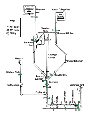 Mbta South Boston Bus Stop And Service Improvement Plan