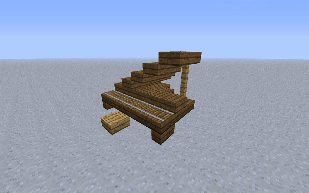 Grand Piano With Keys! Minecrafting Pinterest Grand Pianos