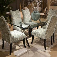 Zebra Dining Chairs Hanging Chair Indoor With Stand Designmaster Nassau Set In Turquoise And