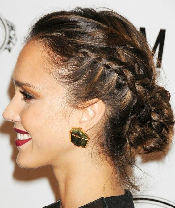 Updo Hairstyles For Black Women With Medium Length Hair Qsanwl