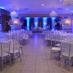 Wedding Chair Hire Algarve Wheelchair Ngo Reception Silver Chiavari Chairs And Blue