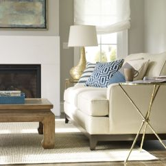 Sofa Tables And More Parker Living Reviews Our Arcata Paired With Other Ethan Allen Furniture