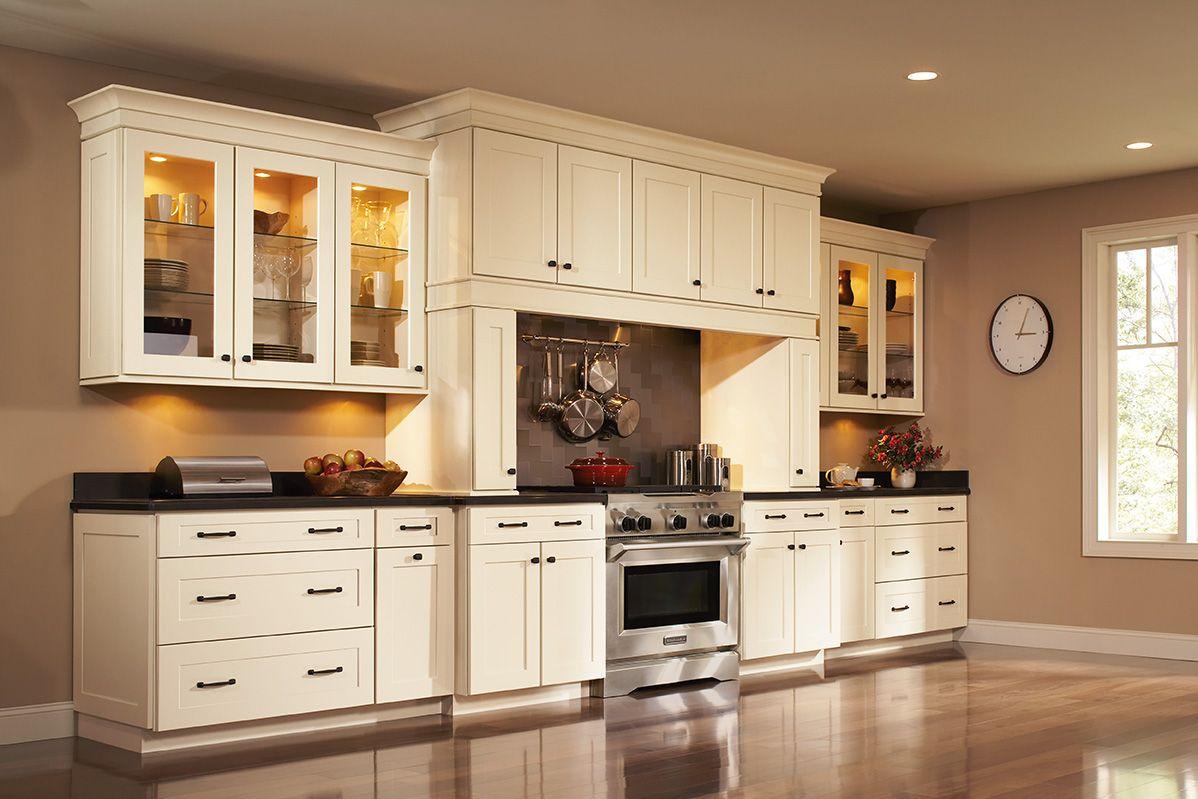 shenandoah kitchen cabinets undermount double sink amazing with