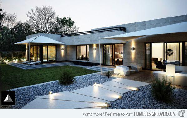 15 Modern Front Yard Landscape Ideas Modern Front Yard Front