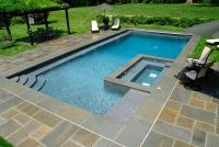Rectangular Pool Designs | pool design, or often called ...