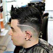barbershop haircuts taper