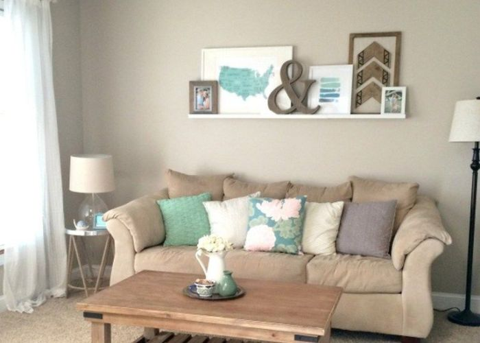 diy apartement decorating ideas on  budget living room also house decor
