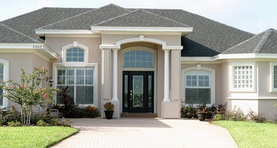 Exterior House Colors Most Popular Exterior Home Paint