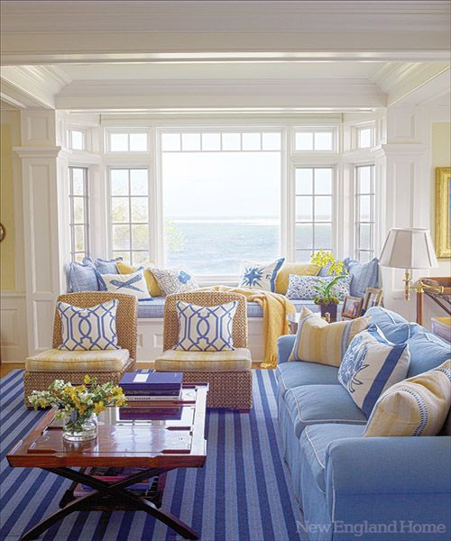 Simone Design Blog~Coastal Interior Design