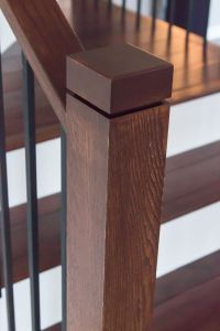 This design was created with the Aalto series plain bar ...