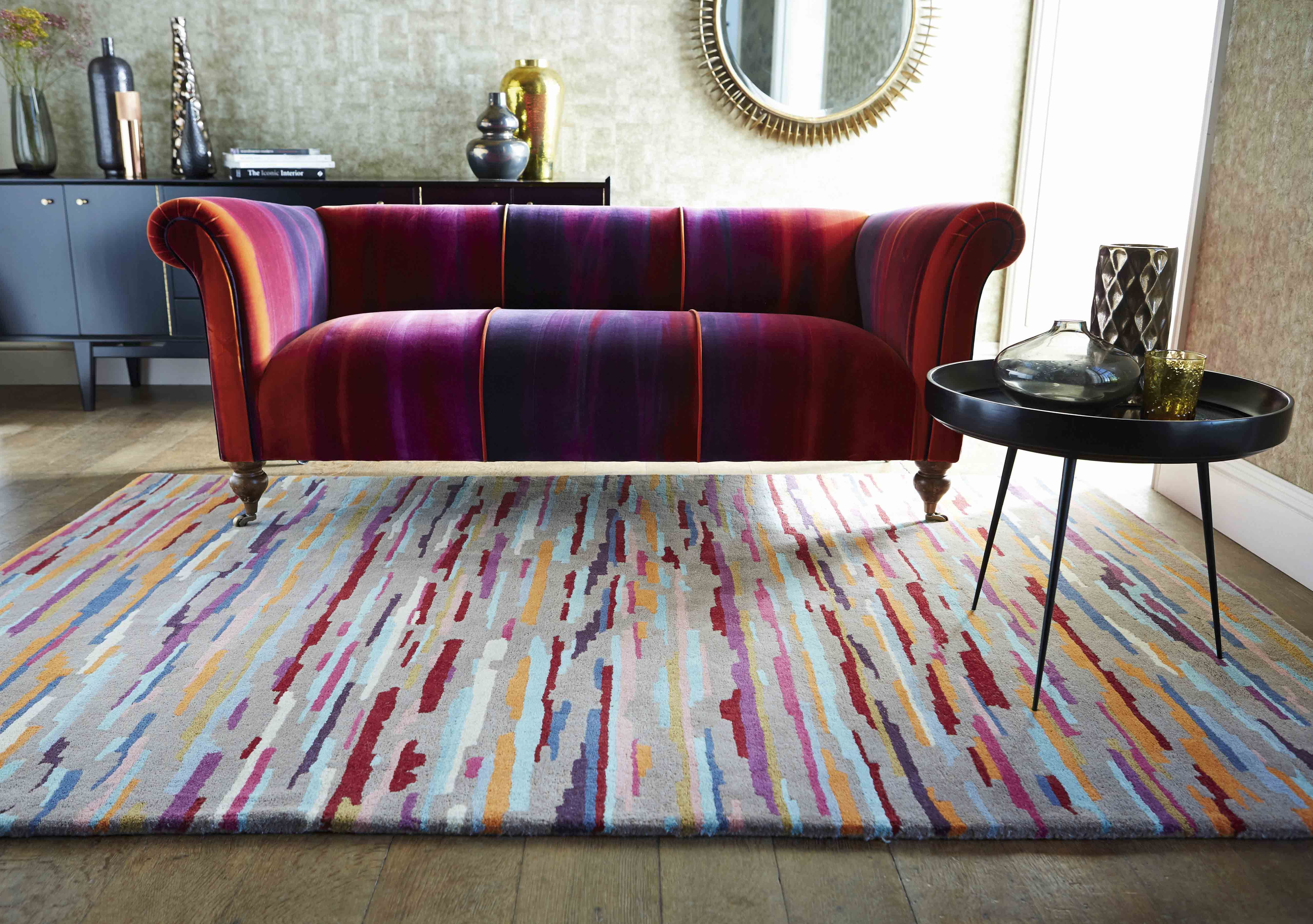 Nuru Chair Nuru Tabasco Harlequin Rug Collection 2015