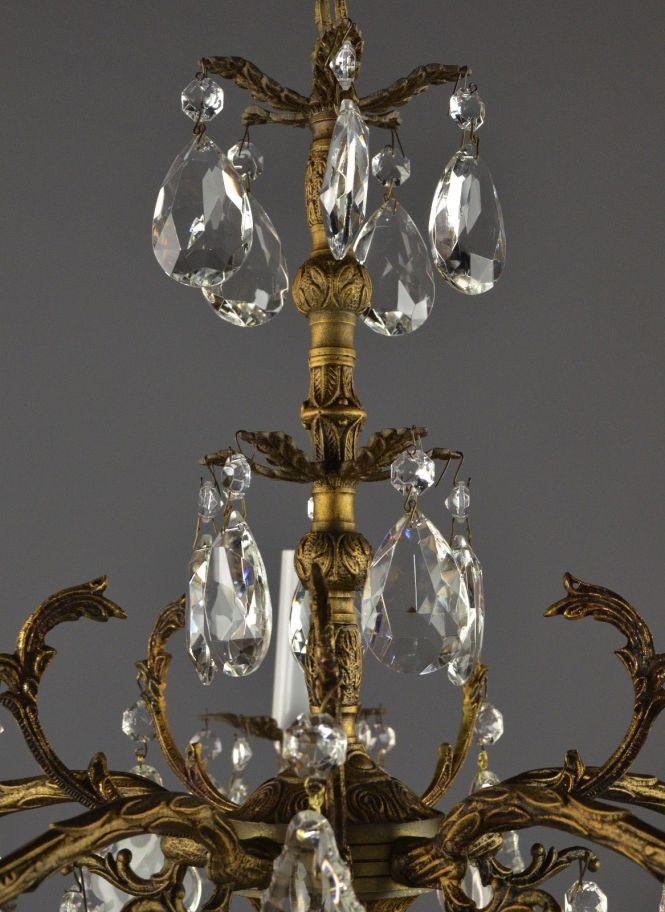 Http Www Ebay Itm Large Spanish Spanishchandelierssparkleantique Lamps